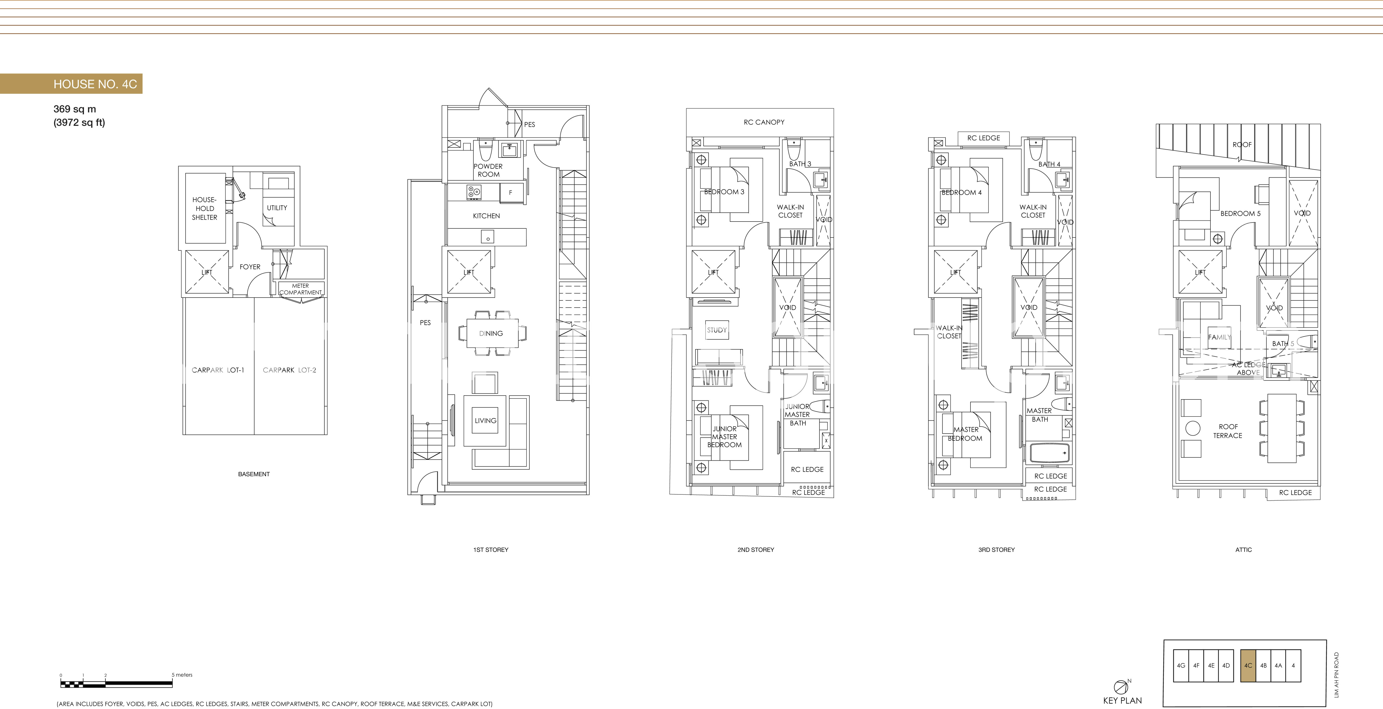 House no. 4C