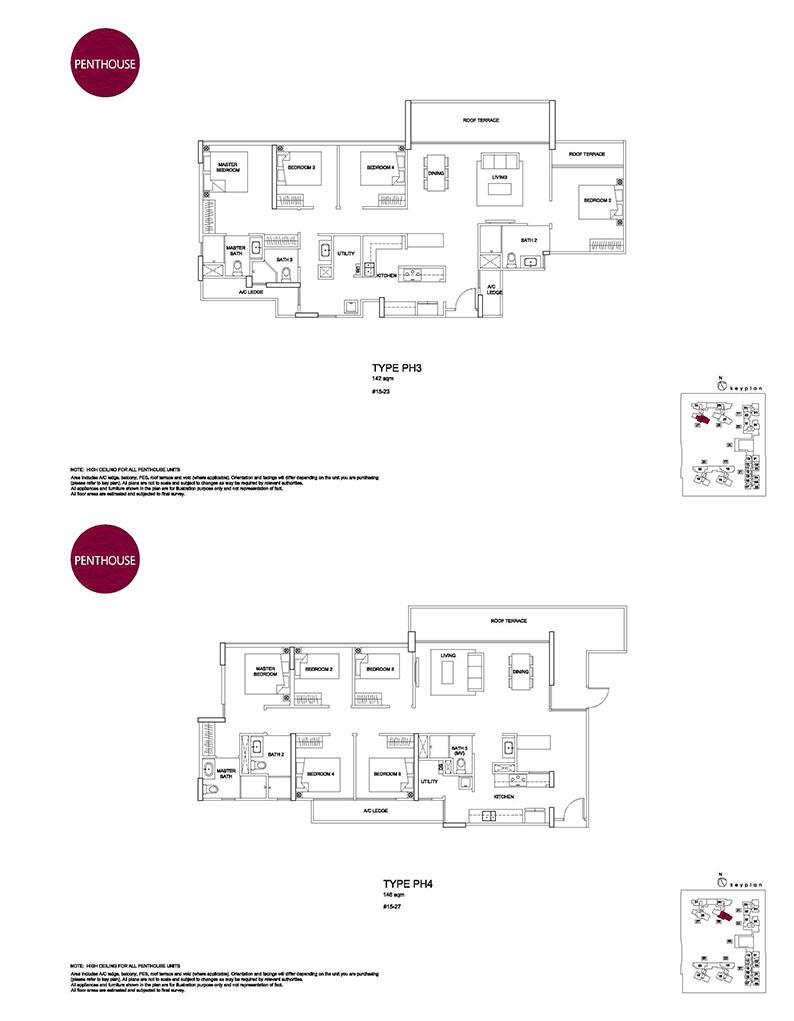 Penthouse Type PH3 PH4