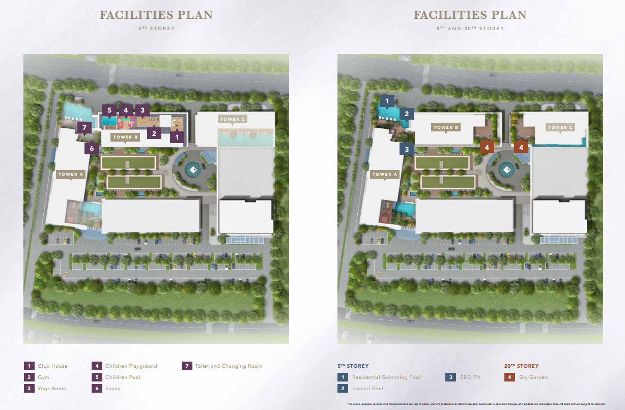 Oxley Convention City Facilities
