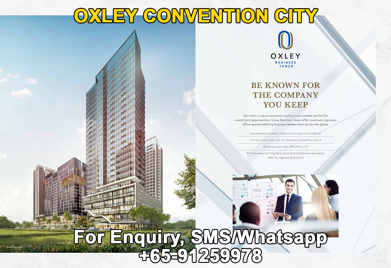 Oxley Convention City Business Tower