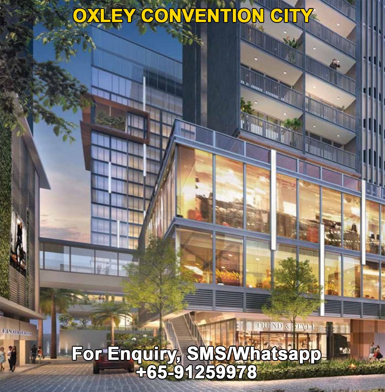 Oxley Convention City Offices