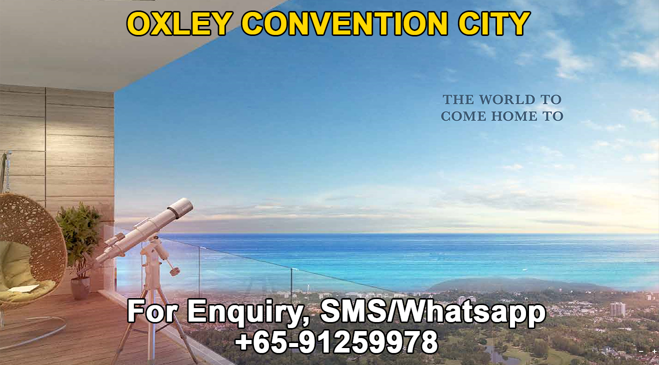 Oxley Convention City SeaView