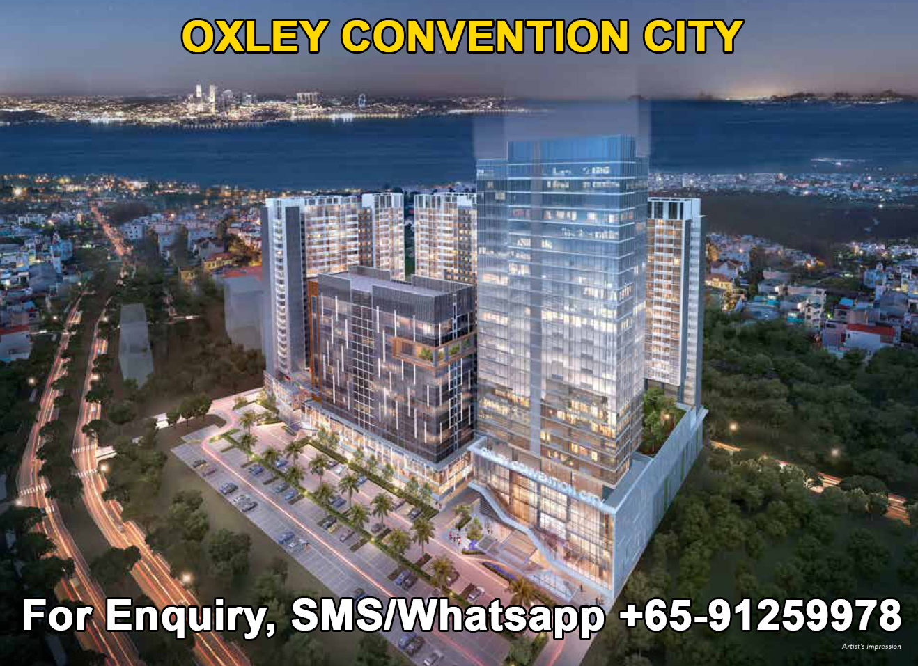 Oxley Convention City