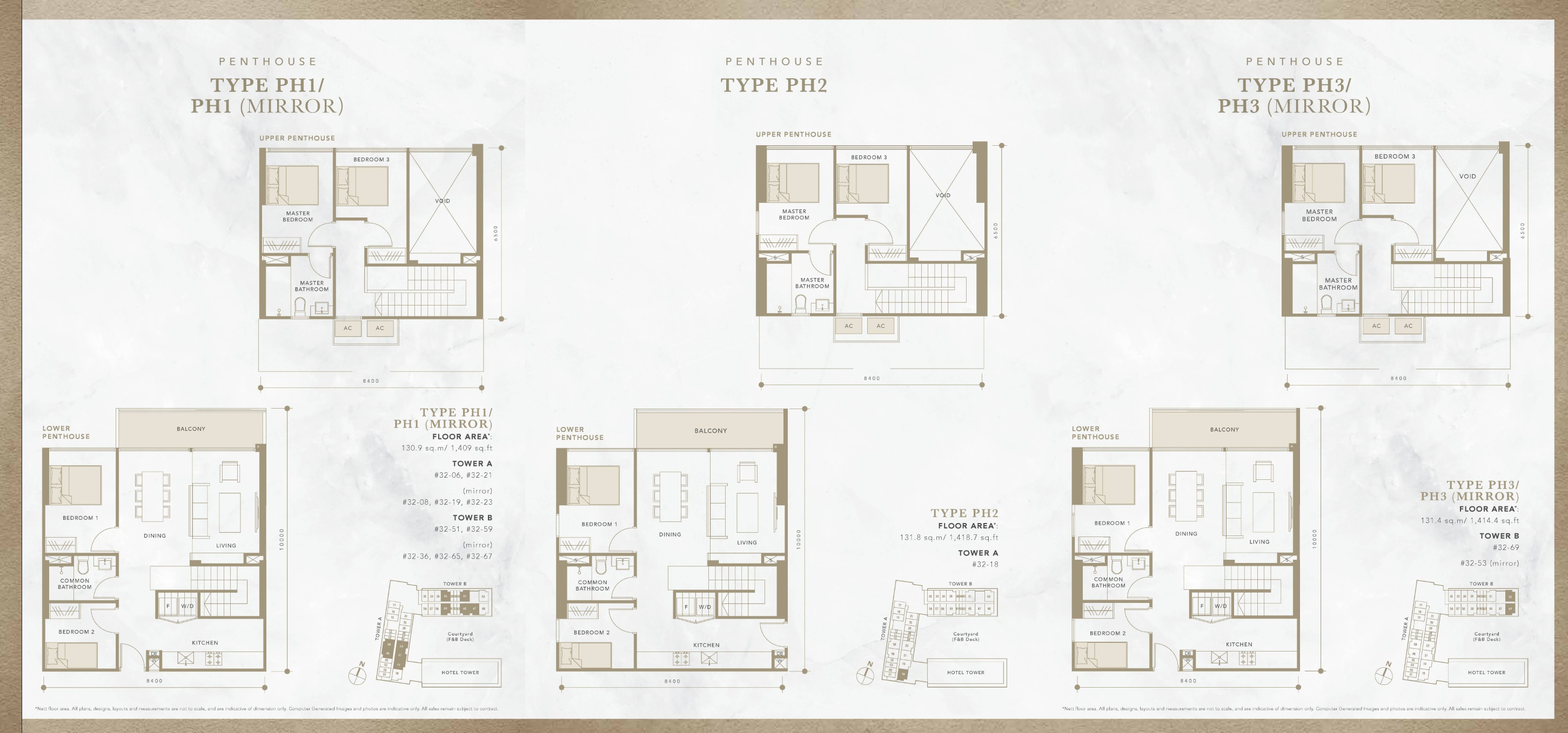 Oxley Convention City Residential Penthouse