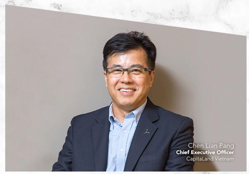 Capitaland CEO