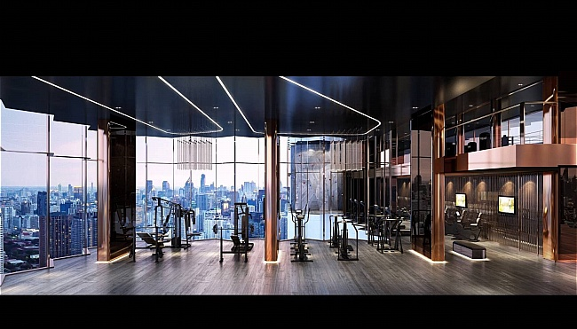 Life-Asoke-Rama-9-Gym