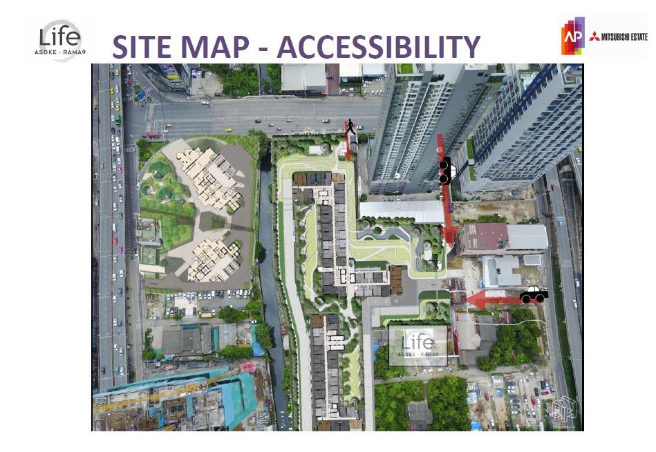 Life-Asoke-Rama-9-Site-Map-Accessibility