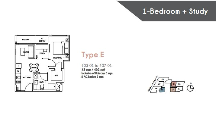 Floor Plan Type E
