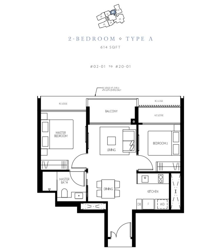 Floor Plan Type A
