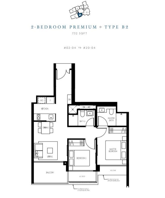 Floor Plan Type B2