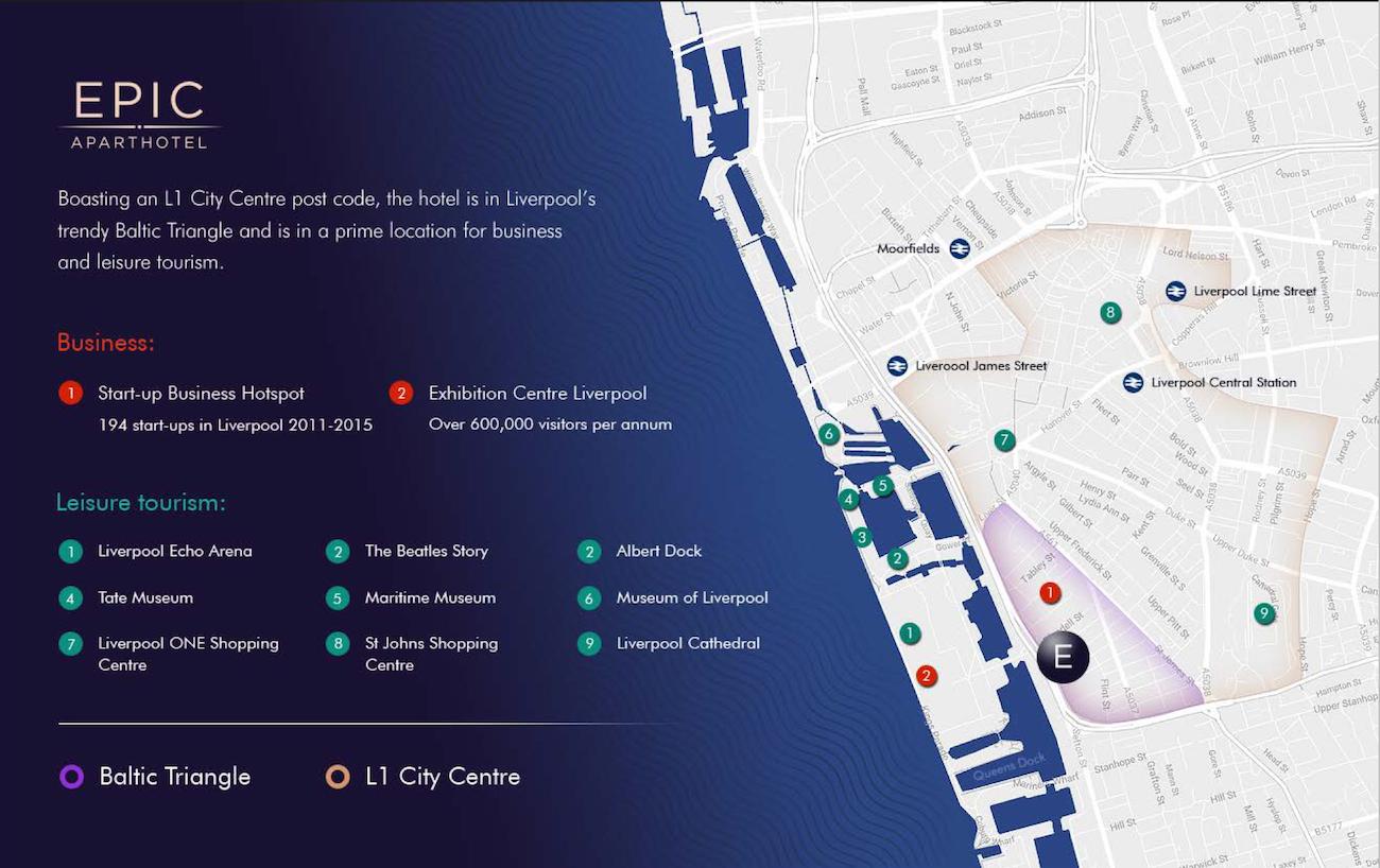 epic-hotel-liverpool-uk-location