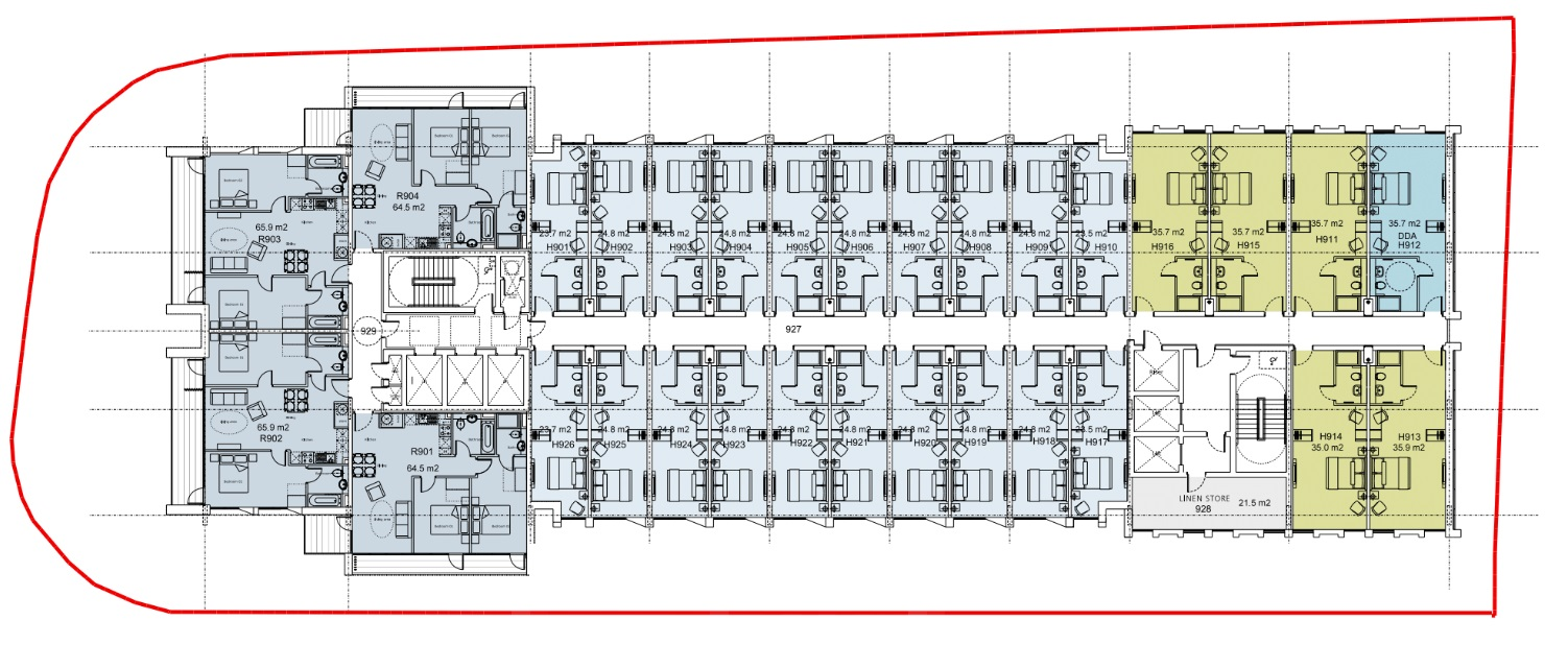 epic-hotel-residence-liverpool-uk-typical-plan