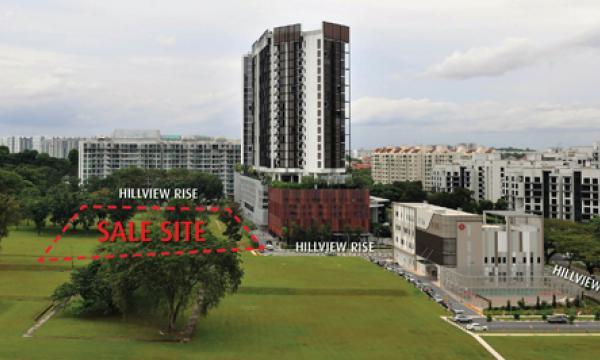 URA Hillview Rise