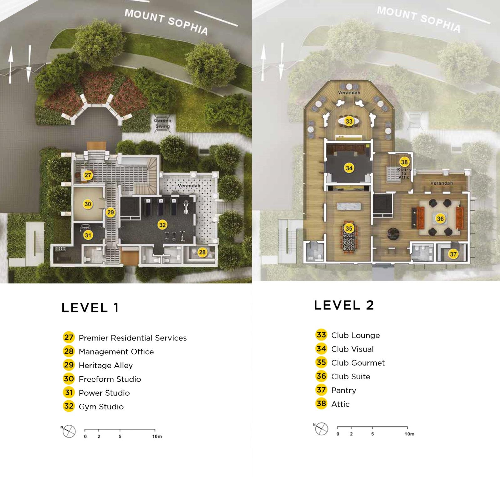 Haus on Handy Club Haus Siteplan