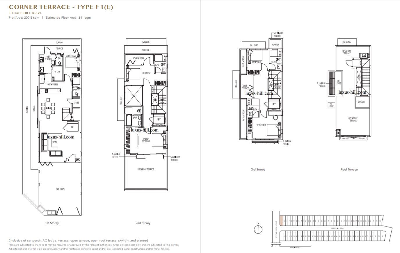 Luxus Hills 999 Years Leasehold Ang Mo Kio Propertyfactsheet