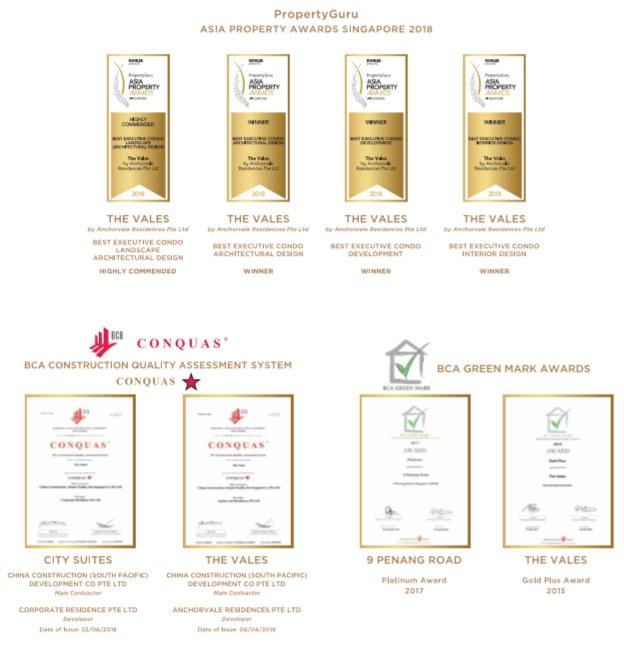 Parc Clematis Developer Award