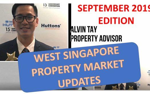 Sep 2019 West Property Updates