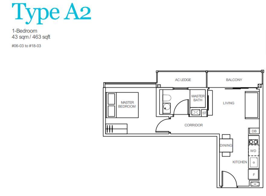 FloorPlan Type A2