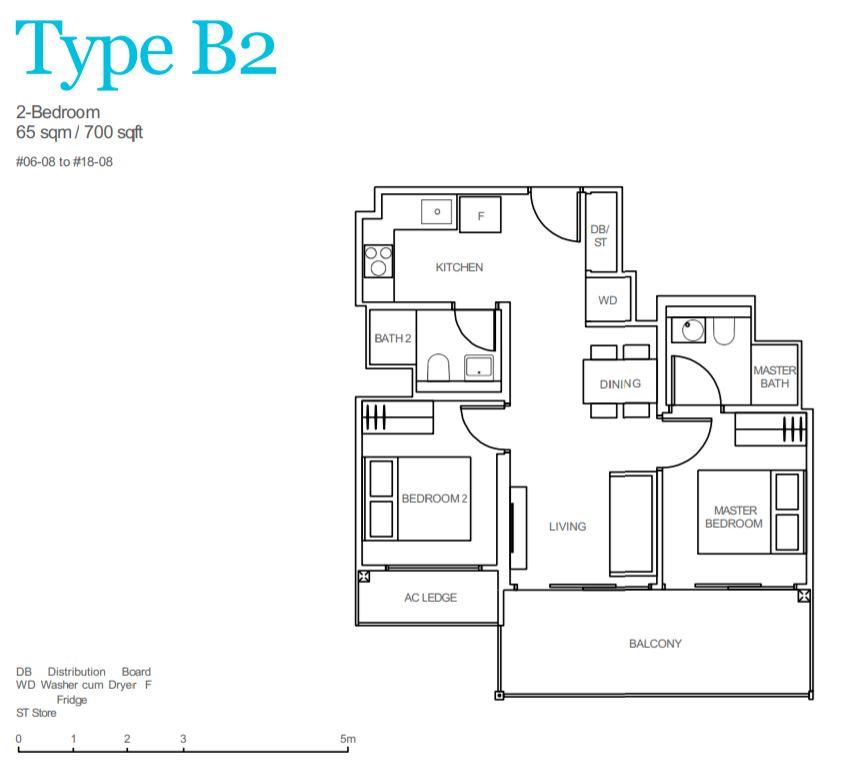 FloorPlan Type B2