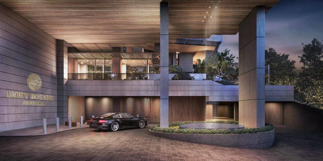 Mont Botanik Residence Condo Hillview Tuan Sing Official Car Poach