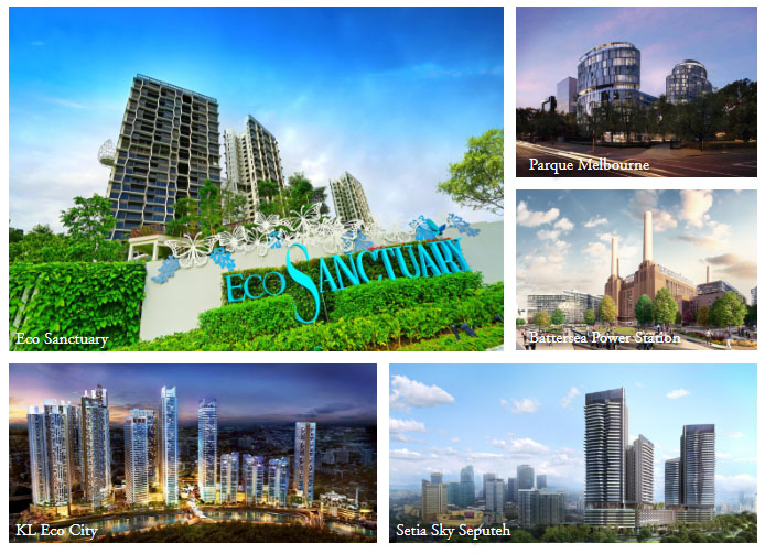 daintree-residence-developer-Setia-Track-Record