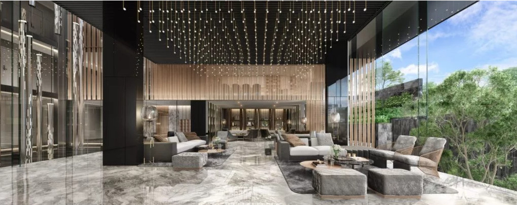 Walden Thonglor 8 lobby