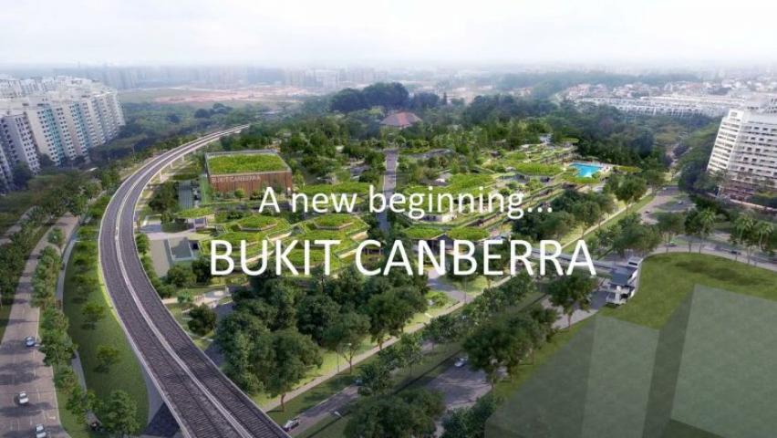 Bukit Canberra