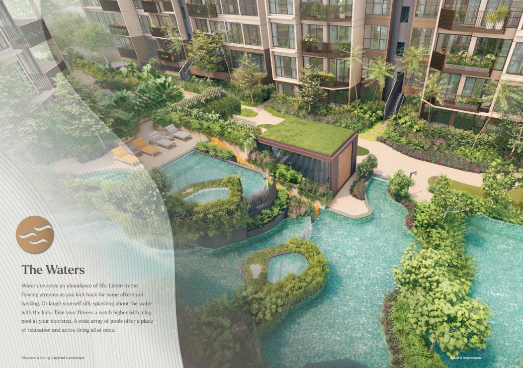 Watergardens Swimming Pool