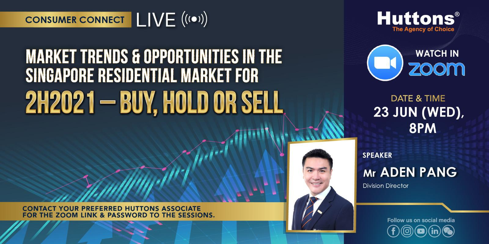 Market Trends and Opportunities in the Singapore Residential Market for 2H2021