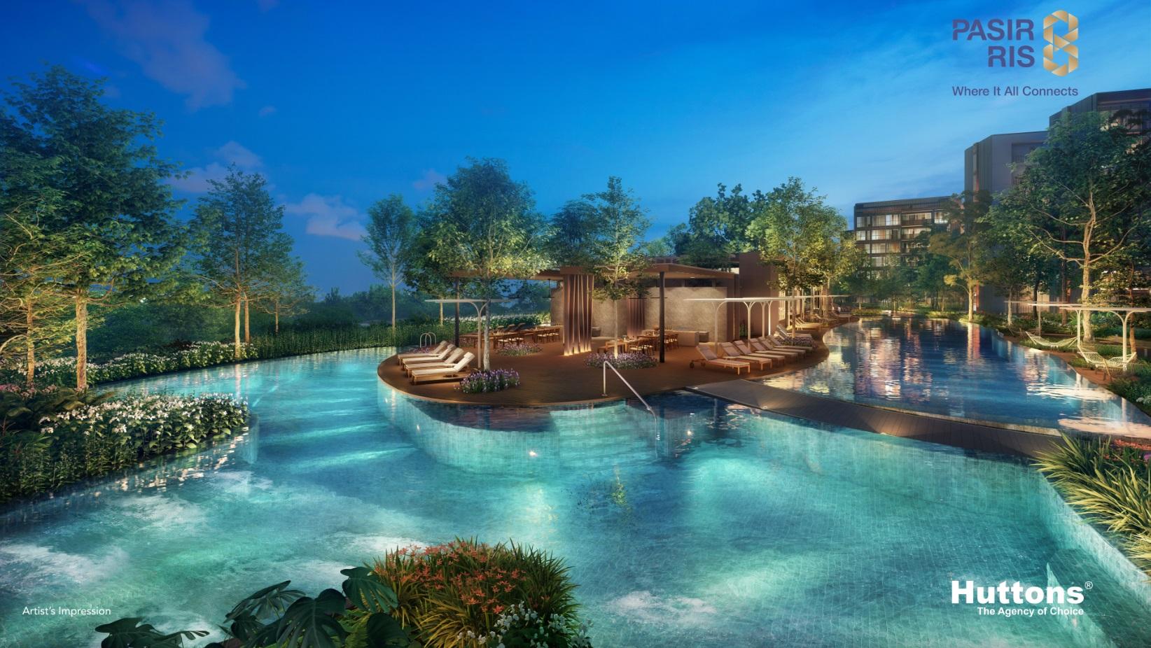 Pasir Ris8 Swimming Pool 2
